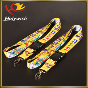 High Quality Custom Logo Design Pen Holder Lanyard pictures & photos