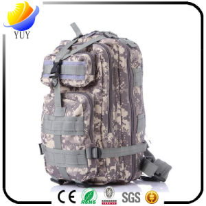 Multifunctional Cotton and Canvas Backpack for Outdoor Sport Bag and Travel Bag and Daily-Use Soft Laptop Backpack pictures & photos