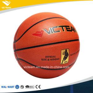 Match Grade Durable Regular Size Weight Basketball pictures & photos