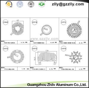 Aluminum Profiles/Extrusion Lighting Heatsink/Radiator for Building Material pictures & photos