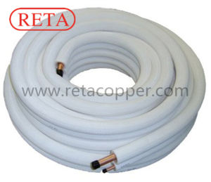 Refrigeration Copper Pipe Insulated Copper Roller pictures & photos