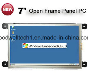 7 Inch Mini PC for Industrial Application, Win CE 6.0 OS pictures & photos