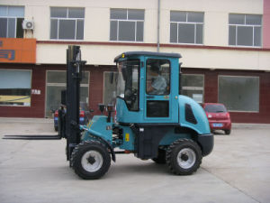 1.5 Ton Electric Forklift with CE (CPD15-FC) pictures & photos