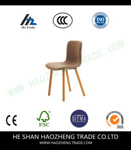 Hzdc001 Cloth Art Solid Wood Chair Foot