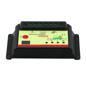 20A 12V/24V Solar Panel Battery Charge Controller Solar Bank 20I-St pictures & photos