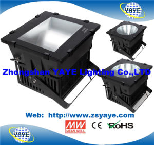 Yaye 18 Best Sell 800W/1000W/600W/500W/400W/300W CREE/Meanwell LED Tunnel Light/COB LED Flood Light pictures & photos