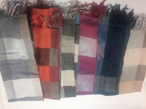 Fashion Men and Women Paisley Scarf pictures & photos