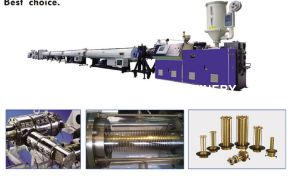 Triple Layer Pprppr Pipe Galss Fiber Extrusion Line pictures & photos