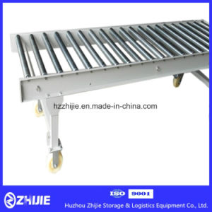 Warehouse Storage Gravity Roller Conveyor