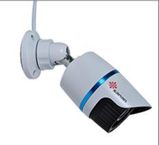 Onvif P2p Waterproof IR Bullet HD High Quality CCTV Camera with Poe