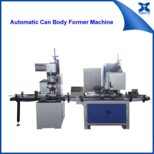 Auto Tin Can Sealing Equipment for 1-5L Round Can Line pictures & photos