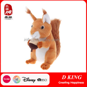 Squirrel Stuffed Soft Plush Toy pictures & photos