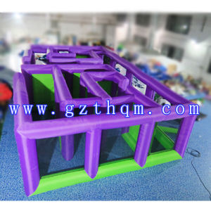 Park Equipment Commercial Use Inflatable Maze pictures & photos