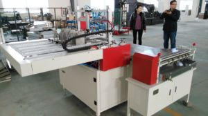 Semi-Automatic Book Cover Making Machine pictures & photos
