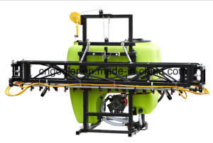 Hot Sale Agricultural Boom Sprayer with 12m Spraying Scope, Tractor Mounted Boom Sprayers for Farms pictures & photos