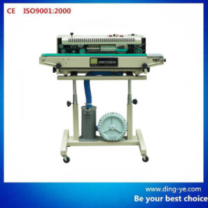 Automatic Film Sealer with Gas Flushing Dbf-1000 pictures & photos