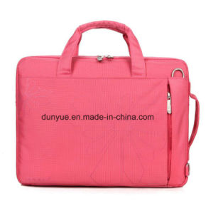 "Factory Supplier Durable Imported Waterproof Nylon Laptop Messenger Bag, OEM Multifunctional Business Trip Notebook/Laptop Briefcase Bag Fit for 14"" Laptop pictures & photos"