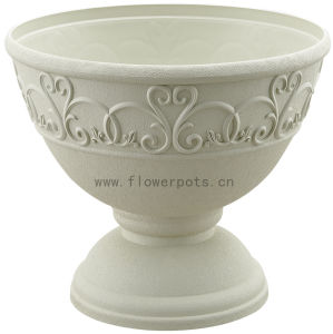 Plastic Combination Flower Pot (KD2972-KD2973) pictures & photos