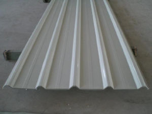 29ga Bare Galvalume Steel Siding Sheet Metal Barn Tin Steel Cladding Tile Effect Roof Sheets pictures & photos