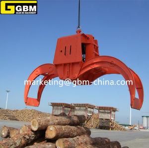Diesel Engine Log Hydraulic Wood Grab pictures & photos