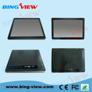 """32""""Projective Capacitive Large Format Touch Ticket Selling Equipment"""