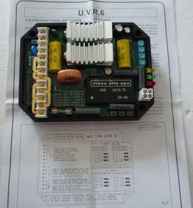 Automatic Voltage Regulator Uvr6 for Mecc Alte Alternators pictures & photos
