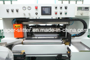 Cash Roll Converting and Packeying Line Paper Slitter pictures & photos