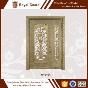 China Factory Customize Security Door 304 Colored Stainless Steel Door