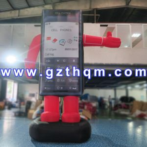 Advertising Cell Phone Inflatable/Promotion Inflatable Phone Model pictures & photos