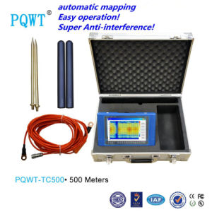 Quality and Quantity Assured! Resistivity for Water Exploration Detector 500m pictures & photos