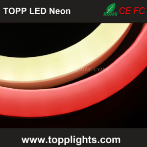 24V 12V LED Ultra Thin Neon Flex Rope Light pictures & photos