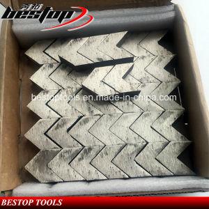 Arrow Diamond Segment for Granite Marble Concrete pictures & photos