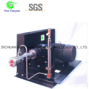 Reciprocating Cryogenic Pump for Skid Vaporizer pictures & photos
