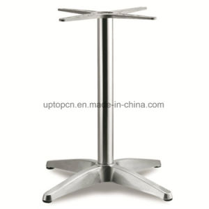 Cross Aluminum Restaurant Dining Table Leg for Outdoor (SP-ATL140) pictures & photos