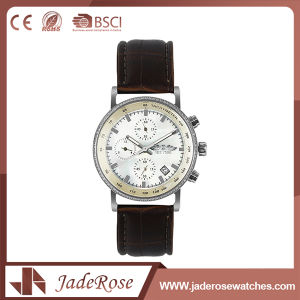 Wholesale Custom Fashion Leather Watch Men pictures & photos