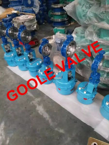 Motorized/Electric Control Type Wafer Butterfly Valve (GAD973H) pictures & photos
