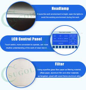 Sw-Cj-1bu Single-Single Horizontal Air Supply Flow Clean Bench pictures & photos