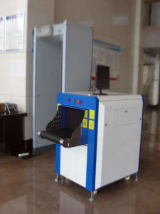 Colorful Images Process Multiple Energy X Ray Baggage Scanner pictures & photos