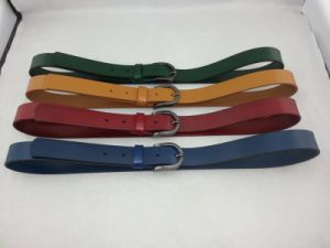Italy Style Leather Spring Men Belt pictures & photos