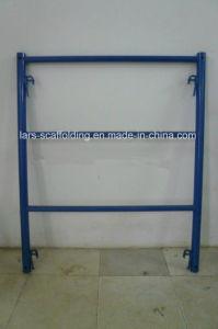 2′x5′ Ladder Frame-Fast Lock Scaffolding Narrow Frame Scaffolding H Frame Scaffolding pictures & photos