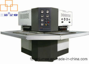 Factory Price Non-Sewing Heat Press Molding Machine for Shoes Cover pictures & photos