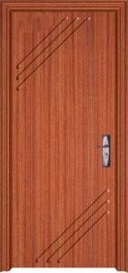 PVC Door Moulding (moulding door) pictures & photos
