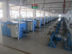 Tinned Copper Wire Bunching/Stranding /Twisting Machine pictures & photos