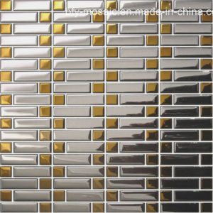 Wall Tile Mirror Glass Mosaic for Building Material (FY144) pictures & photos