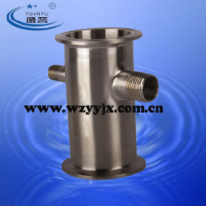 Extractor Parts--Triclamp Spool with Adapter pictures & photos