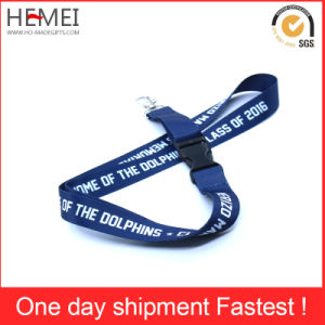 Promotional ID Card Holder Lanyard with Logo Printing pictures & photos