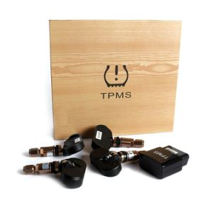 Tire Pressure Monitor System OBD Bluetooth APP TPMS Internal Sensors pictures & photos