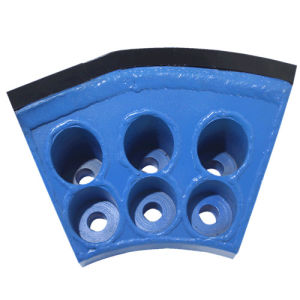 Hot Selling OEM Tbm Cutter /Shield Driving Cutter/Scraper Bit for Tunnel Boring Machines pictures & photos