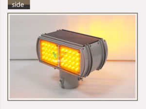 Integrated Yellow Flashing Module Road Safety Solar Warning Light pictures & photos