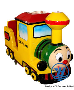 Train Kiddie Ride Game Machine (ZJ-K133) pictures & photos
